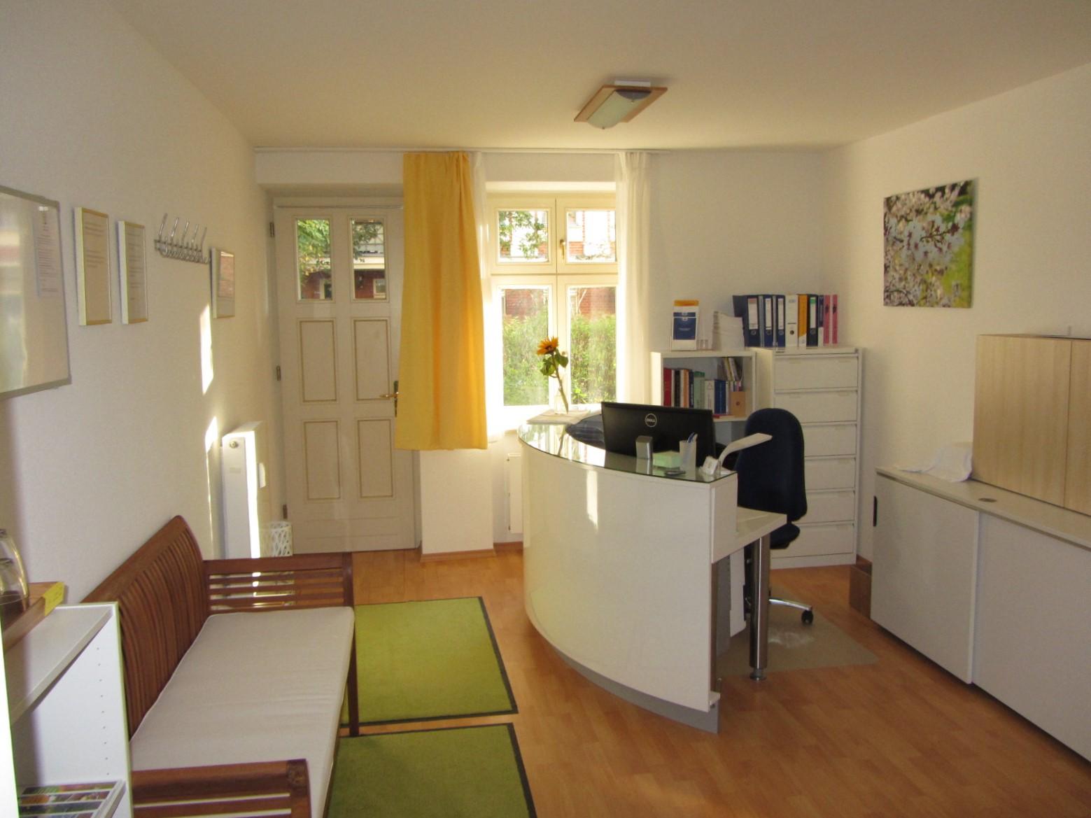 Empfang - Hypnosepraxis Potsdam - Aina Seefeldt